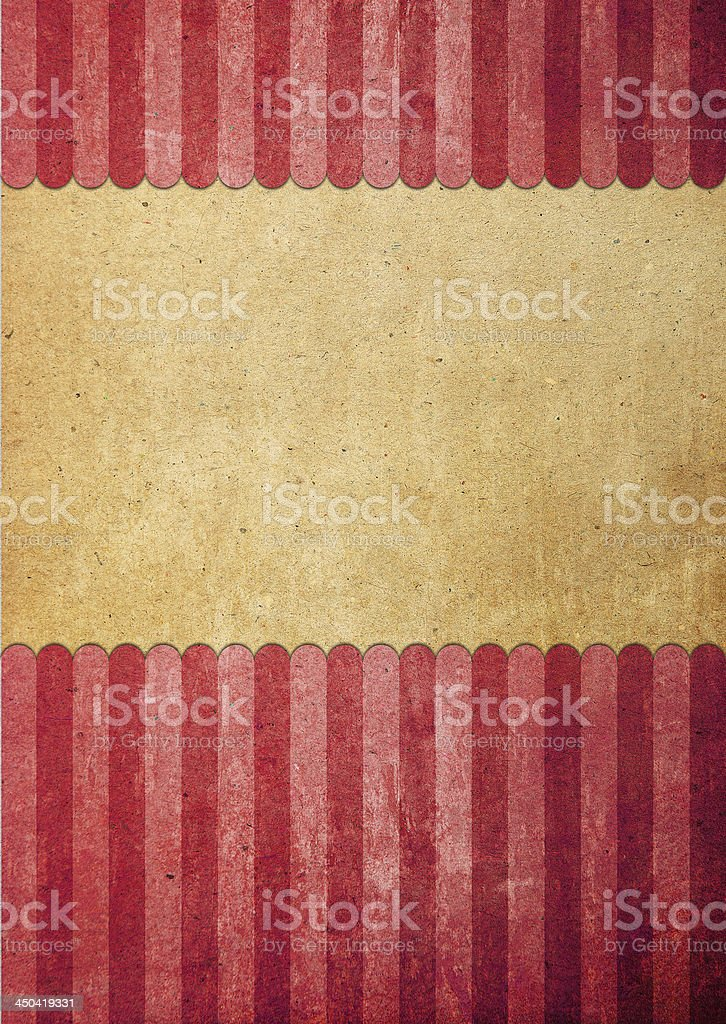 Abstract background with old paper royalty-free stock photo