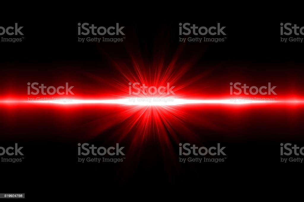 Abstract backgrounds red lights on black background stock photo
