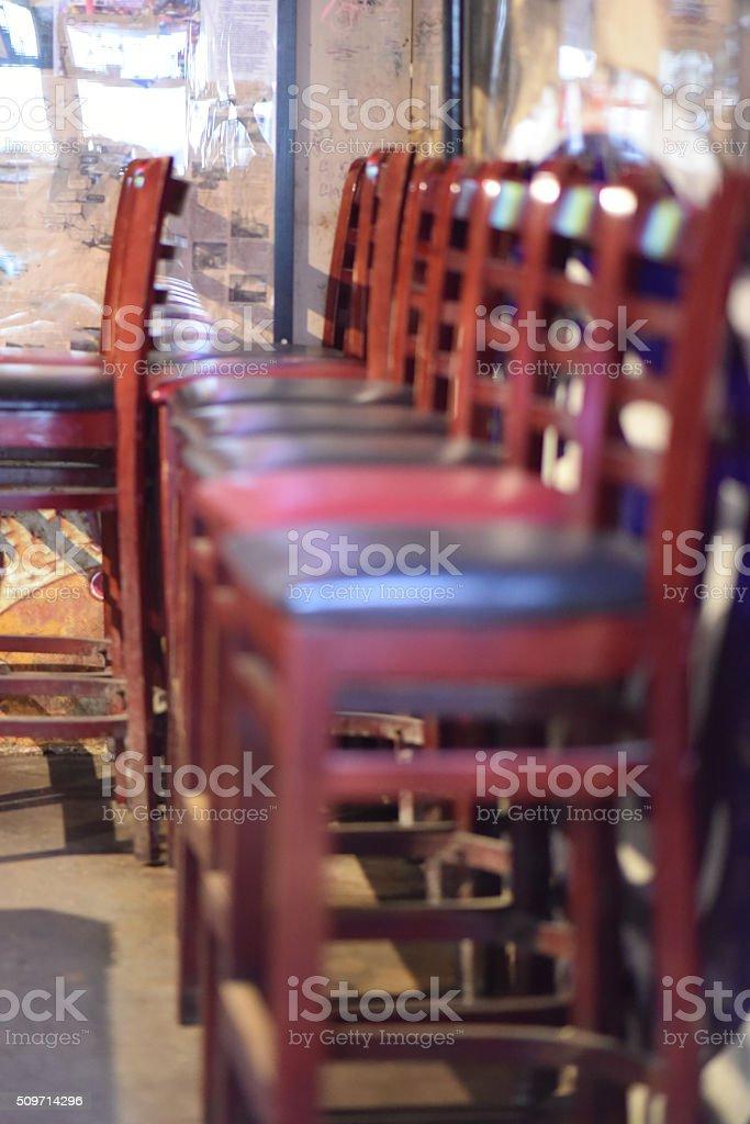 Abstract Bar Image stock photo