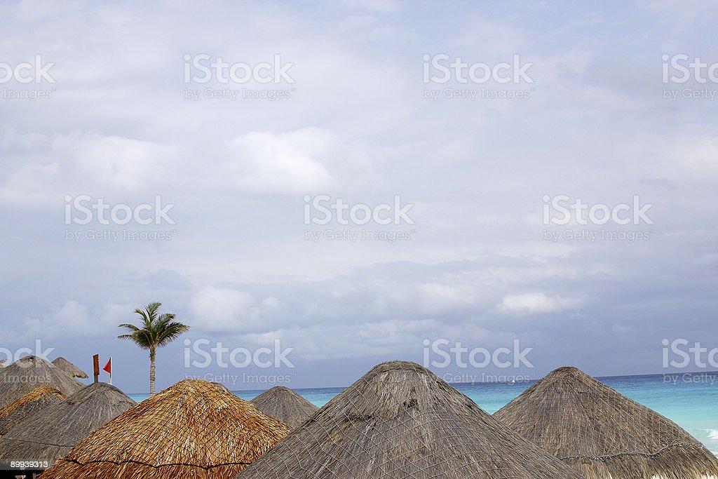 abstract beach royalty-free stock photo
