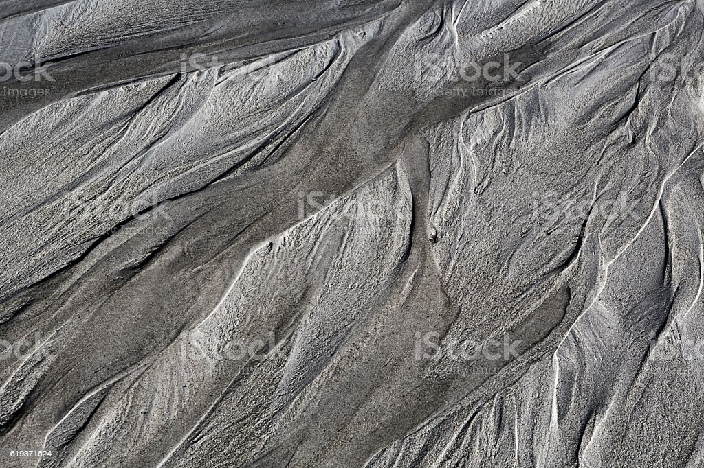 Abstract Beach Surface stock photo