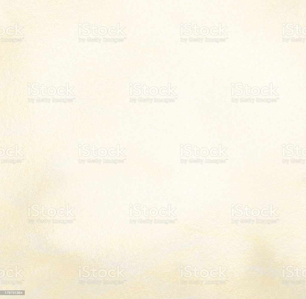 Abstract beige watercolor background. stock photo