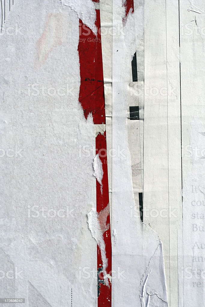 abstract billboard poster grunge royalty-free stock photo