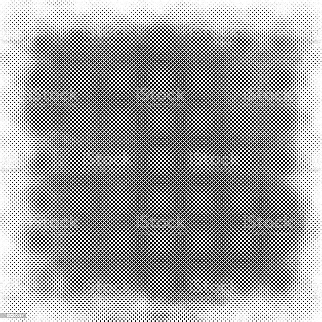 Abstract black background with dots stock photo