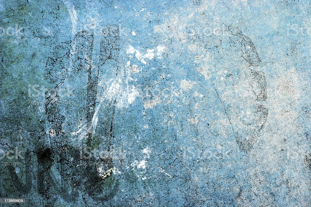 Abstract blue and black grunge backgrounds stock photo