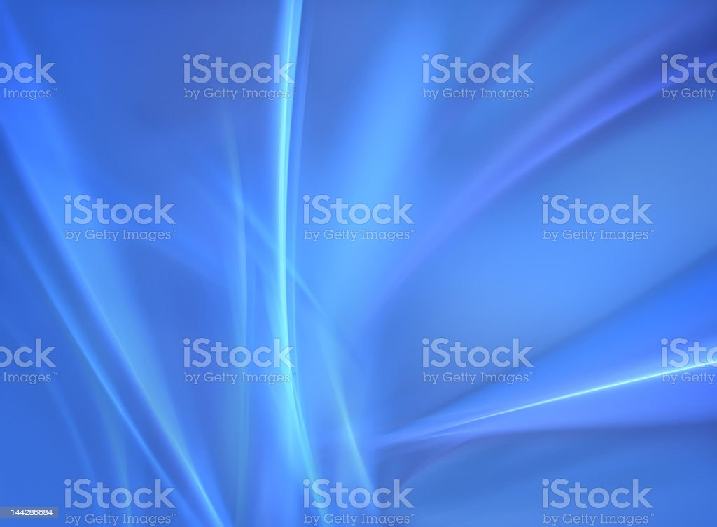 Abstract Blue Background XII royalty-free stock photo