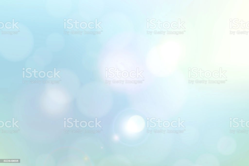abstract blue color blurred stock photo
