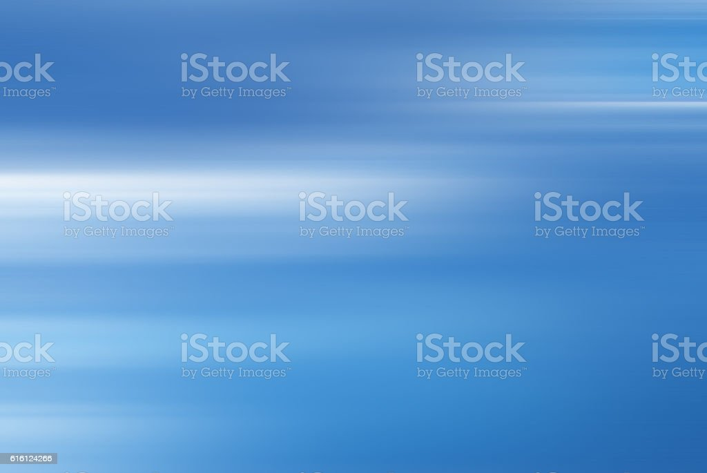 Abstract Blue Color Gradient Defocused Background stock photo