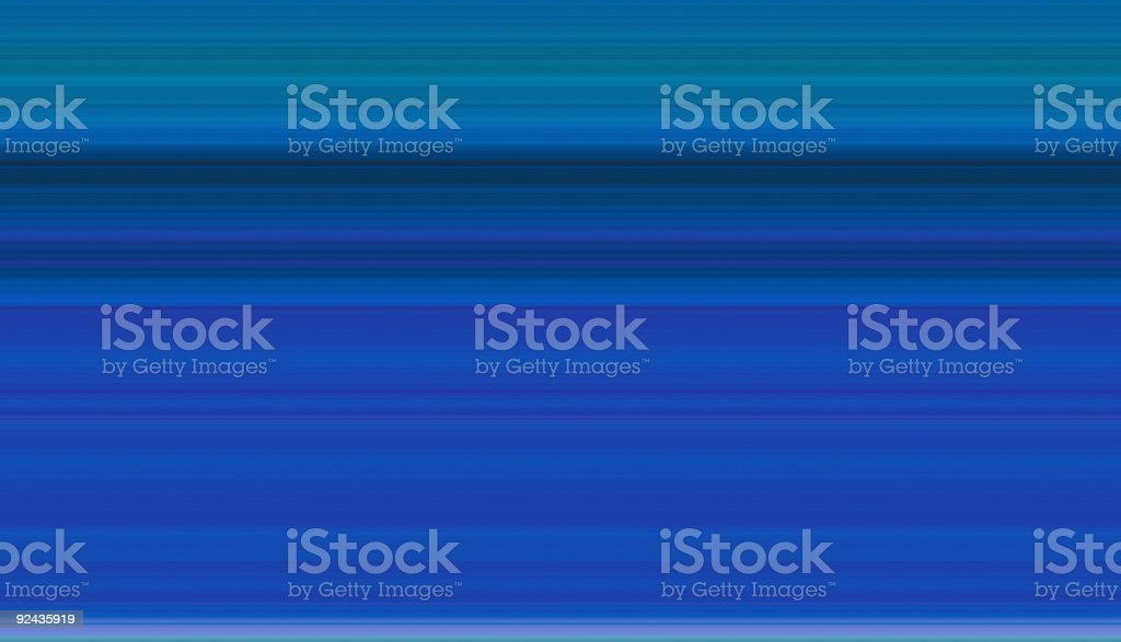 Abstract Blue Flying Lines royalty-free stock photo