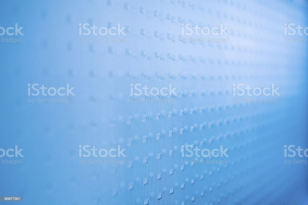 abstract blue glass background royalty-free stock photo