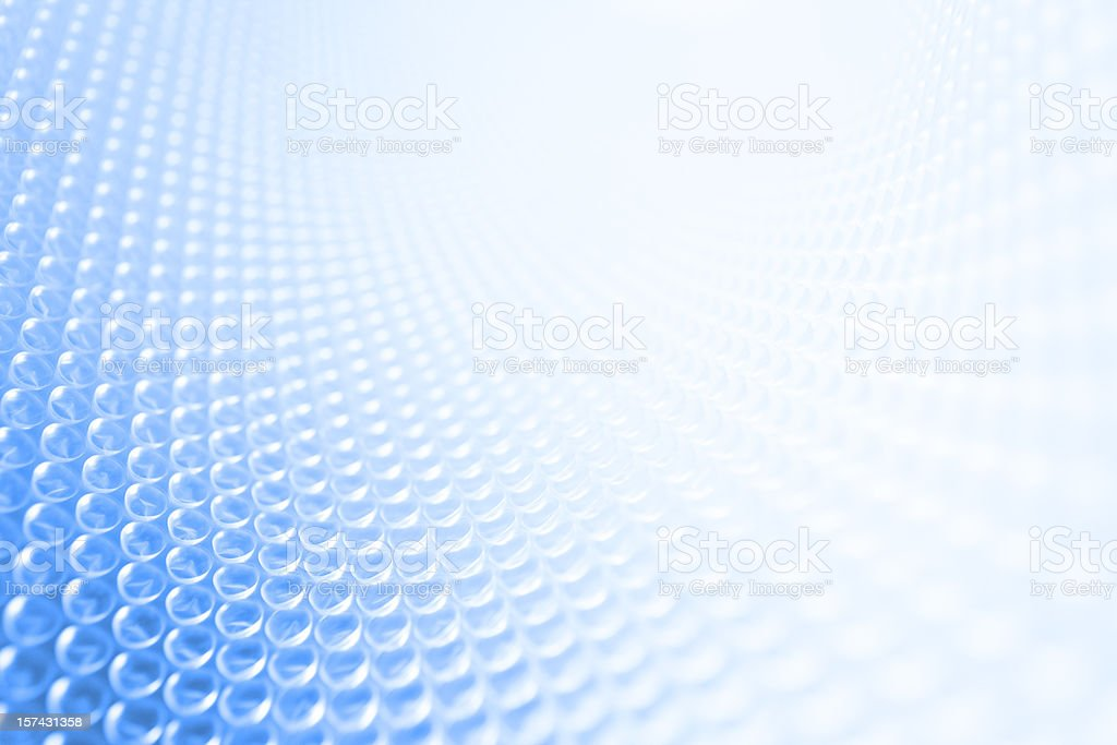 Abstract: Blue royalty-free stock photo