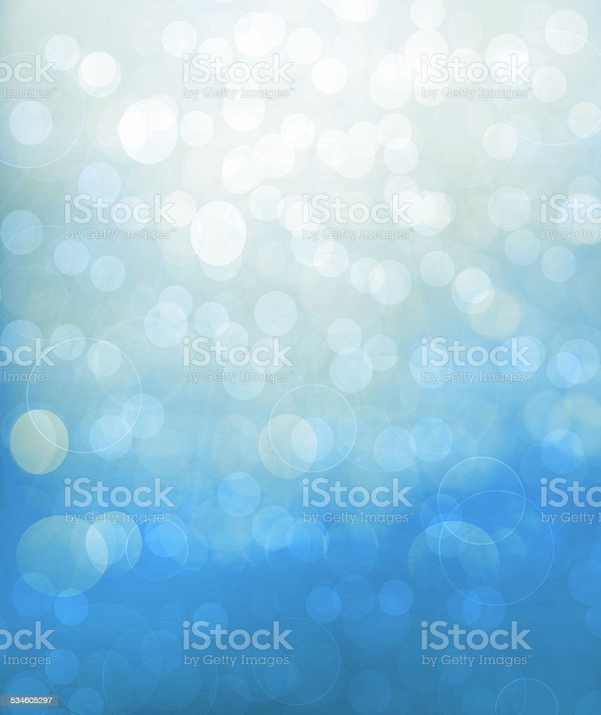 Abstract blur blue background pattern stock photo