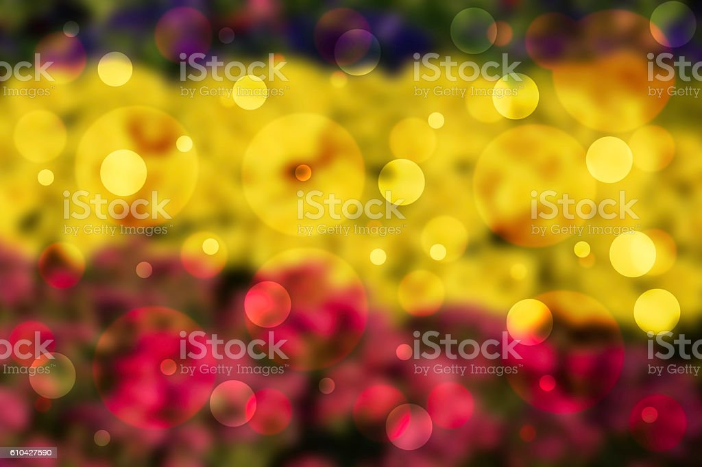 Abstract blur city park bokeh background royalty-free stock photo