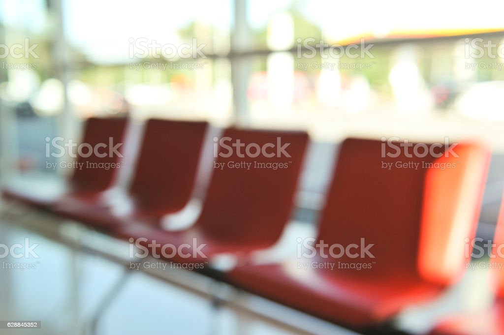 Abstract blur livingroom decoration interior for background stock photo