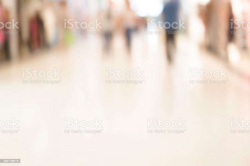 abstract blur people background stock photo