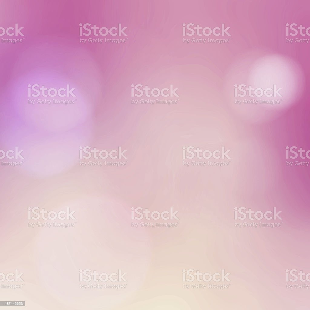 Abstract blurry bokeh background stock photo