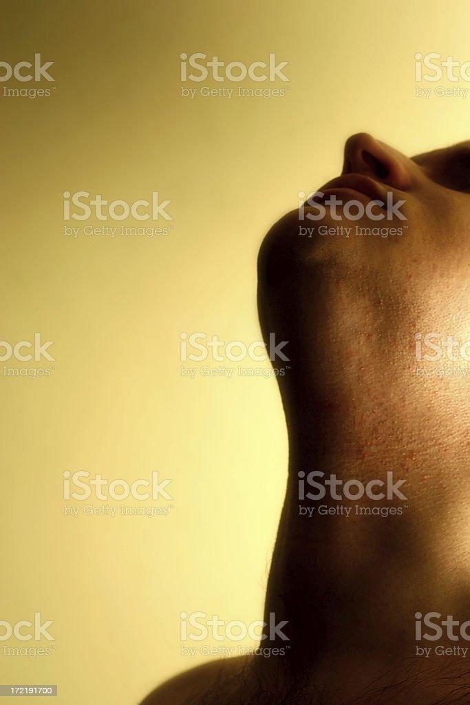 Abstract Body royalty-free stock photo