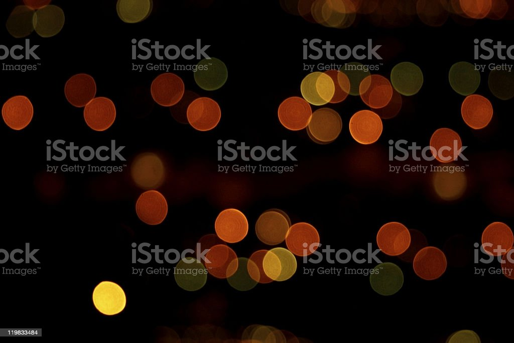 Abstract bokeh background royalty-free stock photo