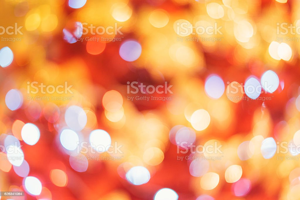 Abstract bokeh background stock photo