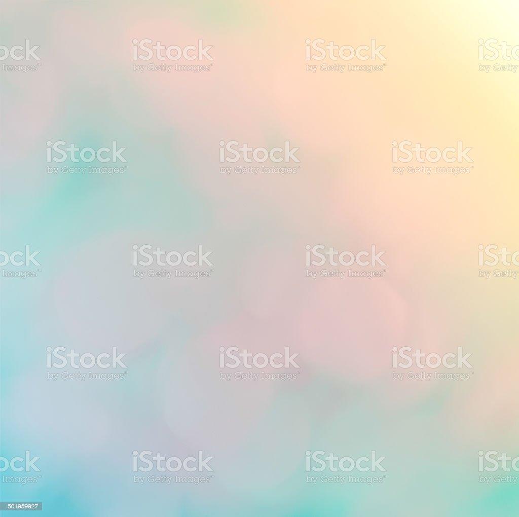 abstract  bokeh bon blue background stock photo