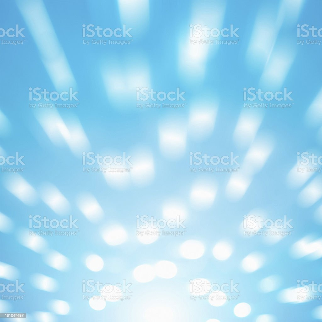 Abstract Bokeh of light royalty-free stock photo