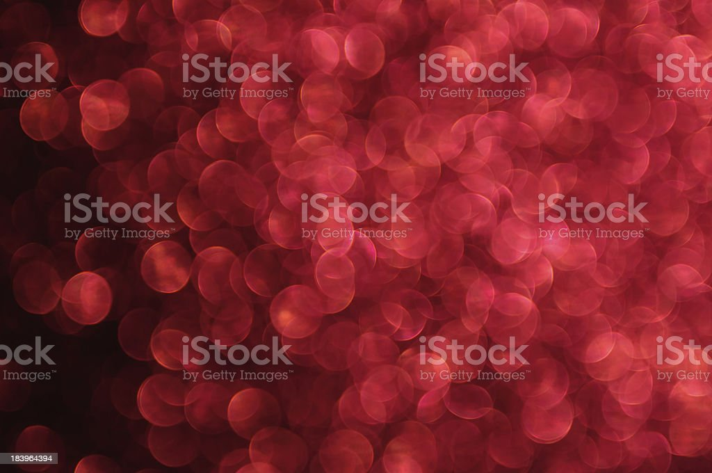 abstract bokeh - perfect christmas background royalty-free stock photo