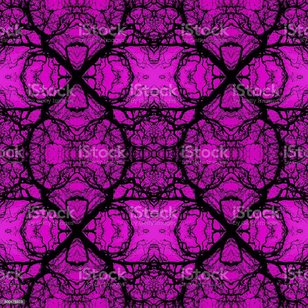 Abstract Branches Background royalty-free stock photo