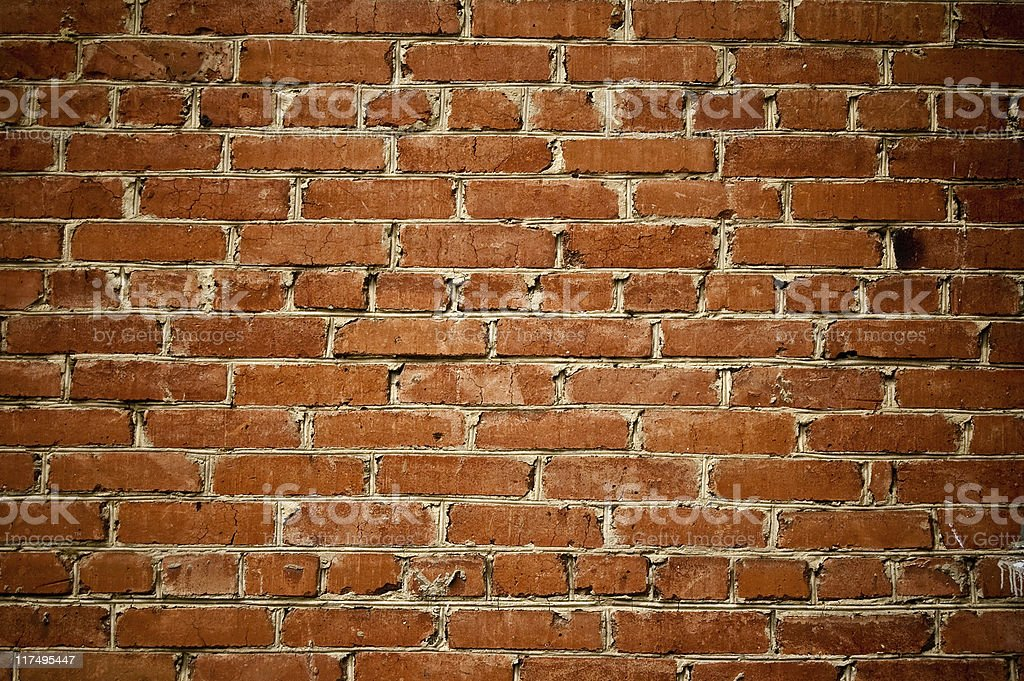 abstract brick wall background royalty-free stock photo