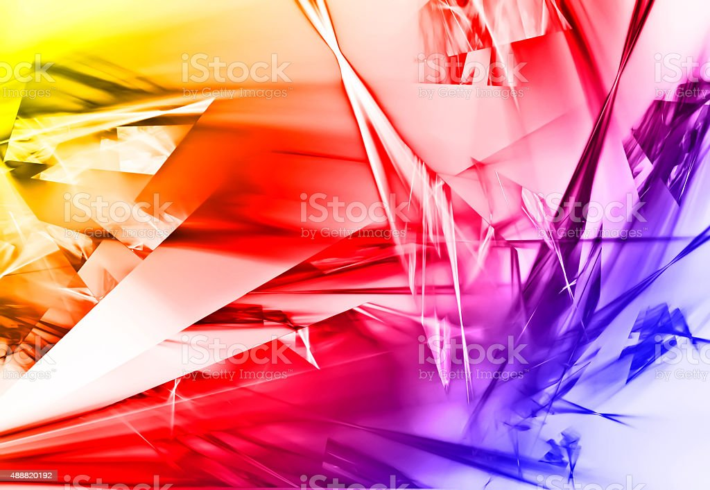 abstract broken glass background stock photo