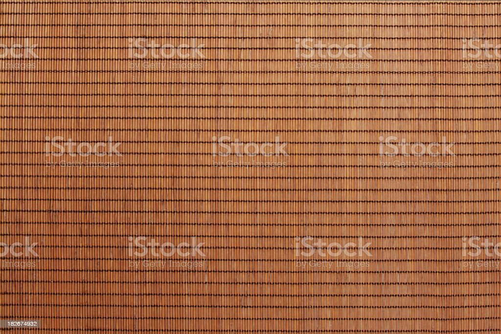 abstract brown cane matting royalty-free stock photo