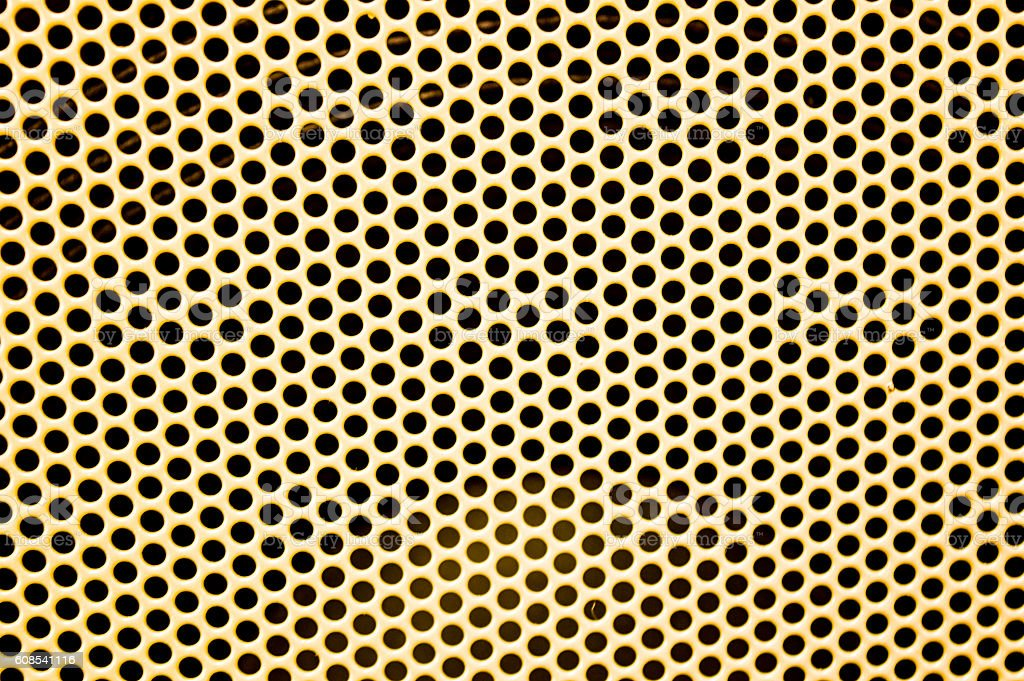 abstract brown dots pattern background stock photo