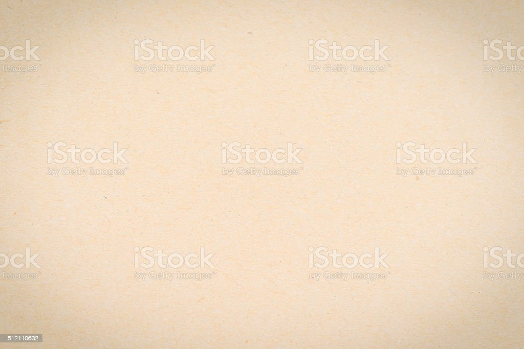 Abstract brown paper for background stock photo