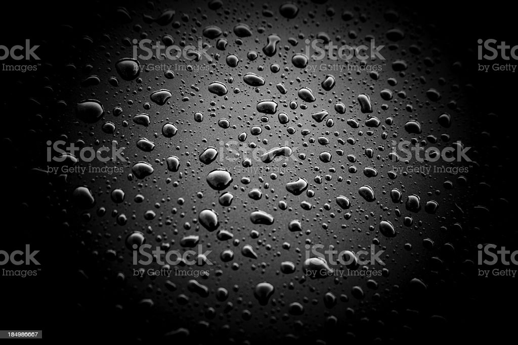 abstract bubbles background royalty-free stock photo