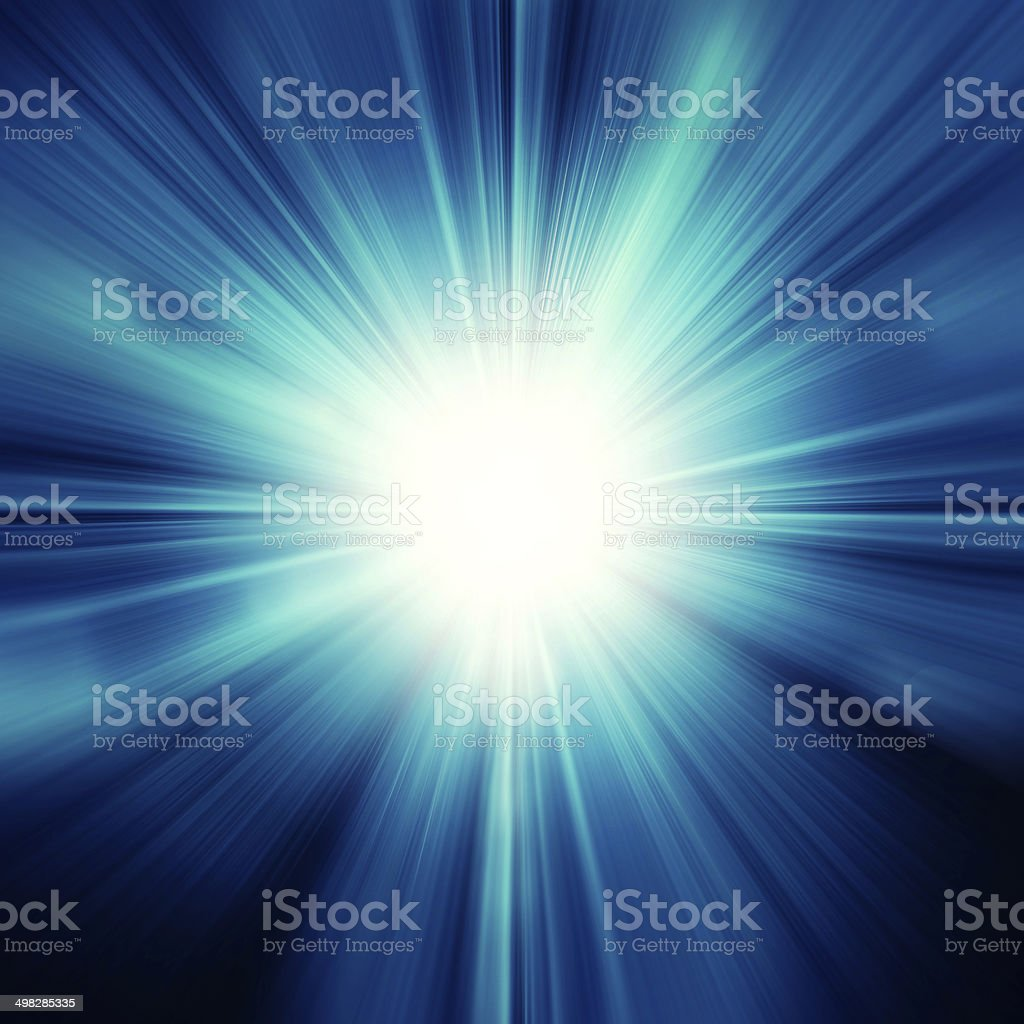 Abstract burst background stock photo