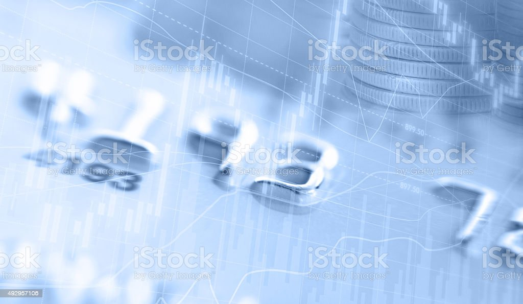 Abstract business background. stock photo