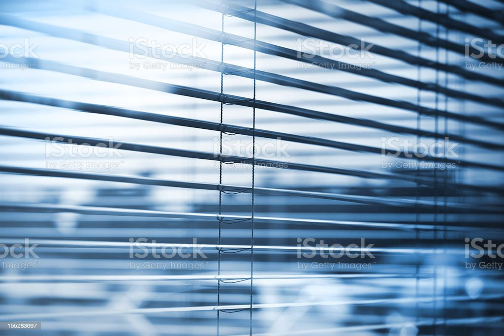 Abstract business window royalty-free stock photo