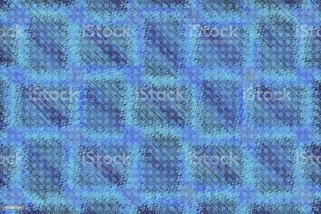 Abstract checked pattern art background stock photo