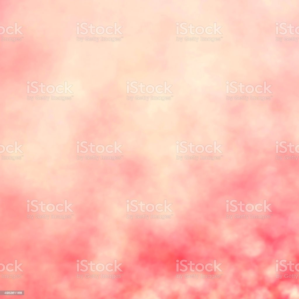 Abstract Christmas Glitter background with pink lights. Festive stock photo