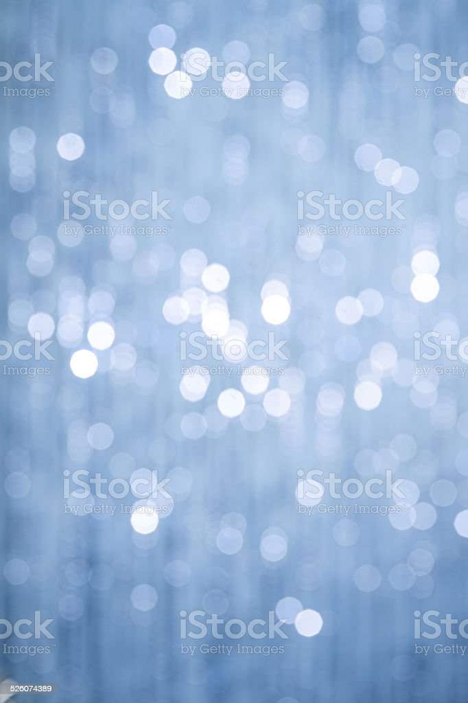 Abstrato de luzes de natal no fundo foto de stock royalty-free