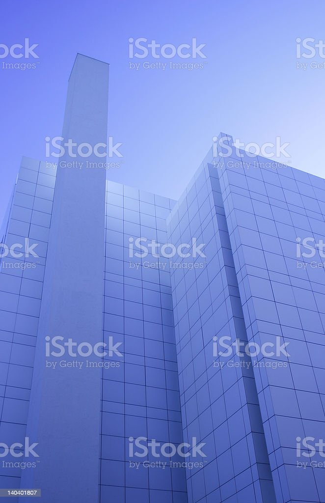 abstract city royalty-free stock photo