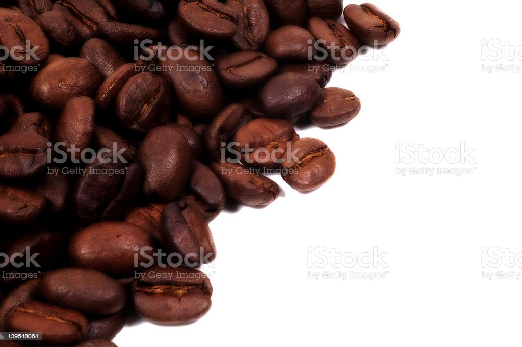 Abstract Coffee royalty-free stock photo