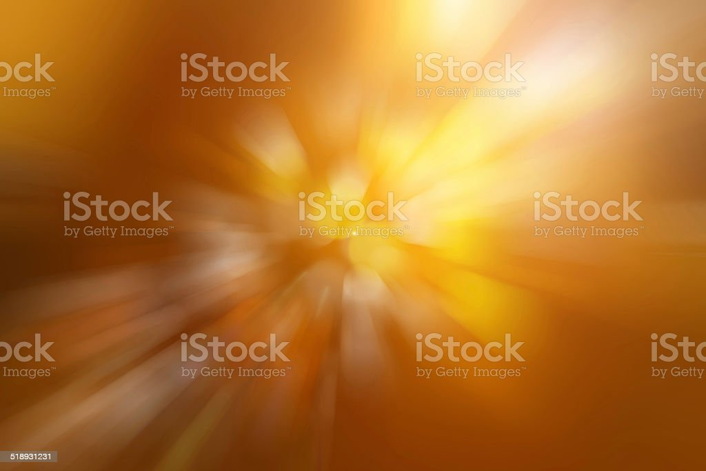 abstract color and golden bokeh background stock photo