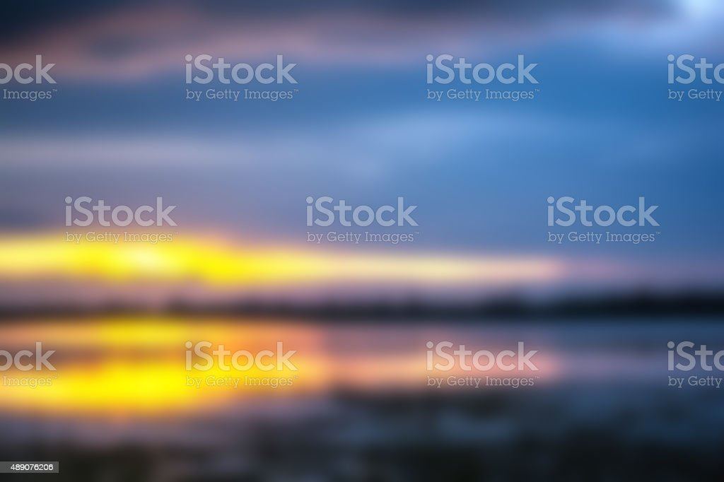 Abstract color nature background stock photo