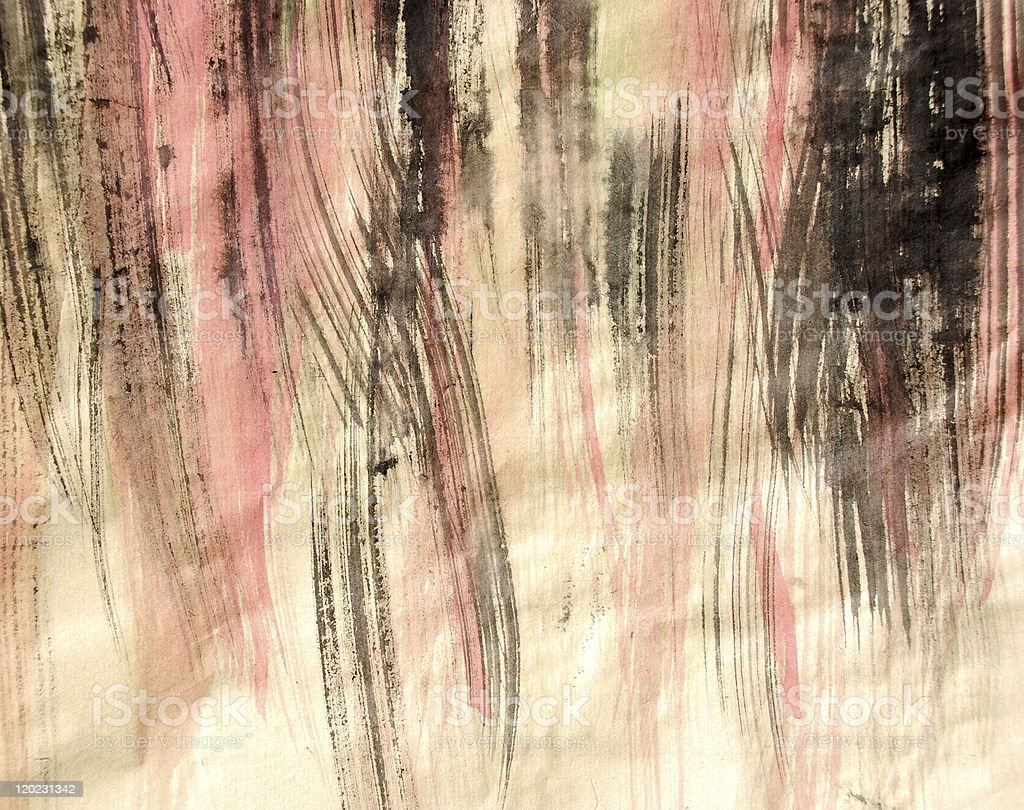abstract color painting background royalty-free stock photo