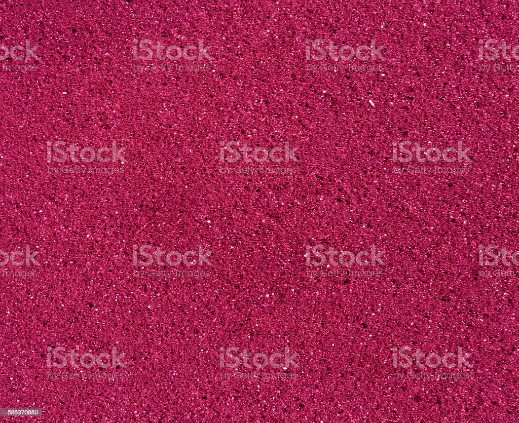 Abstract color porous sponge texture. stock photo