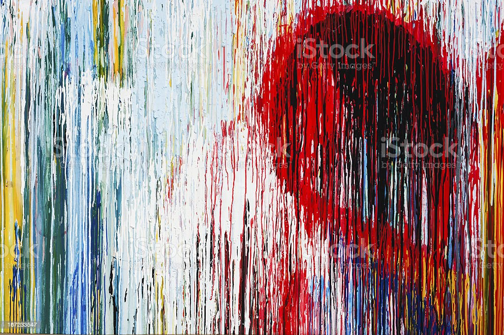 Abstract colorful background royalty-free stock photo