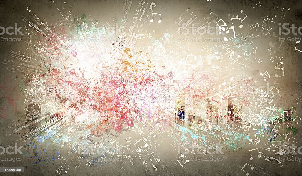 Abstract colorful backgrounds royalty-free stock photo
