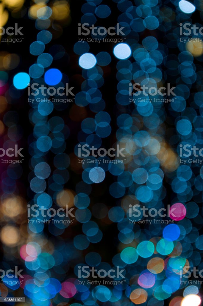 abstract colorful defocused circular ,abstract boken background royalty-free stock photo