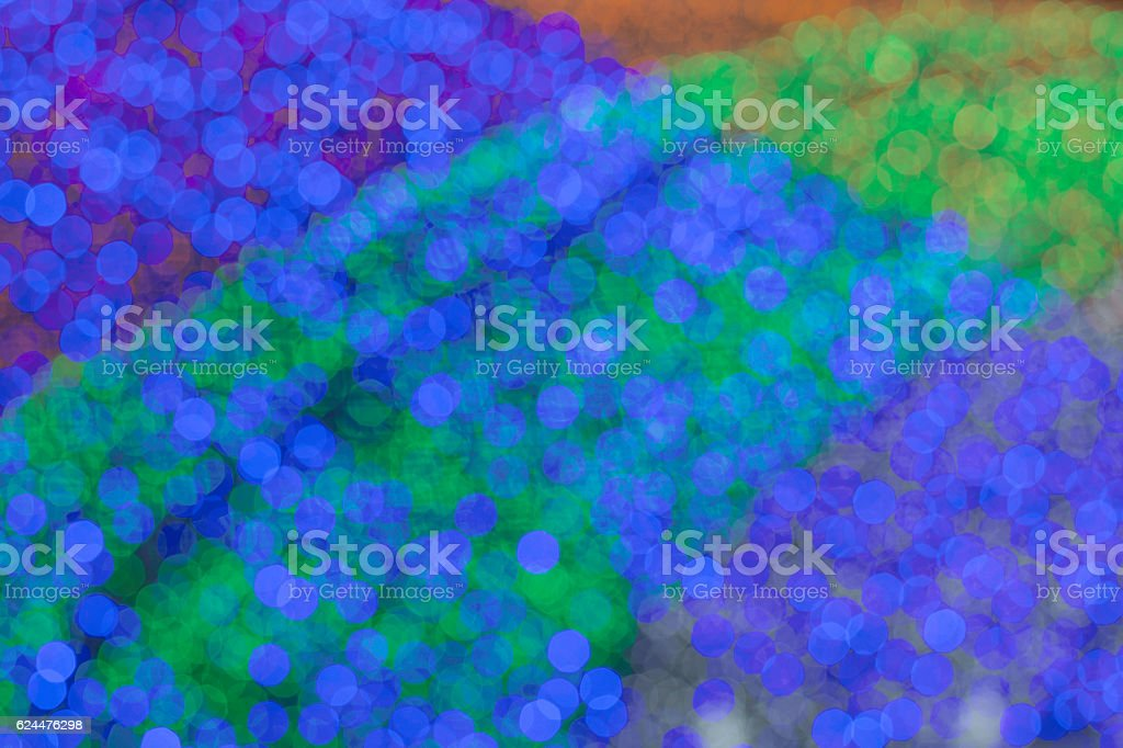 Abstract colorful defocused circular, abstract colorful background royalty-free stock photo
