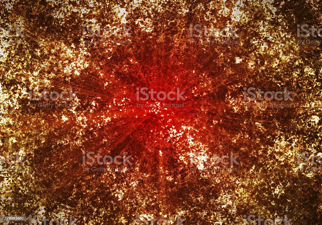 abstract colorful explosion royalty-free stock photo